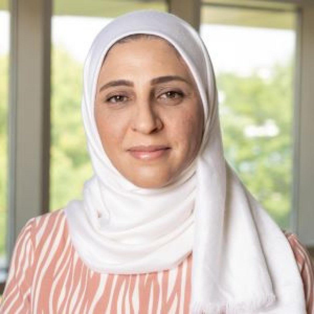 photo of Amani Altarawneh